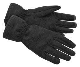 Pinewood Extreme Suede Ladies käsine koko L-XL, black