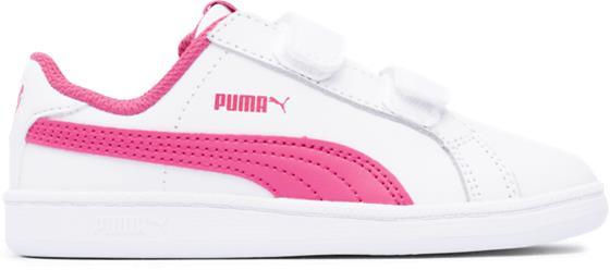 Puma K SMASH FUN L V WHITE/PINK