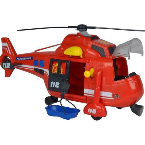 Helikopteri vinssillä