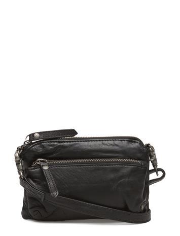DEPECHE Casual Chic Small Bag / Clutch BLACK