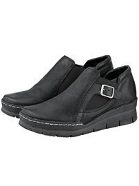 Kengät Relaxshoe musta30308/10X