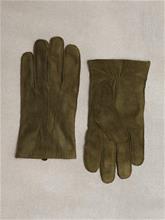 Gant O1. Classic Suede Gloves Käsineet Green