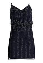 Lace & Beads Petite KEEVA Juhlamekko dunkelblau