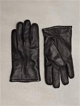 Gant O1.Classic Leather Gloves Käsineet Black