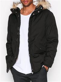 River Island Richmond Jacket Takit Black