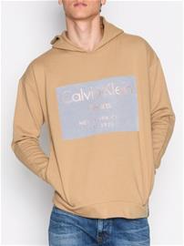 Calvin Klein Jeans Hayto 1 Hoodie Pullover Ls Puserot Tannin