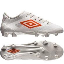 Umbro Velocita 3 Pro HG Triadic - Valkoinen/Oranssi