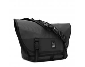 CHROME Welterweight Mini Metro shoulder bag Charcoal/Black 20 l