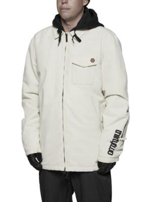 32 Merchant Jacket dirty white Miehet