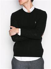Polo Ralph Lauren Polo Cable Sweater Puserot Black