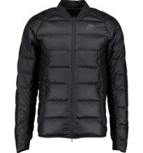 Nike M NSW DWN FILL BMBR GUILD JKT BLACK/BLACK