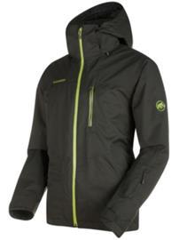 Mammut Stoney Gtx Thermo Outdoor Jacket graphite Miehet