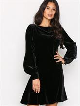 Polo Ralph Lauren Long Sleeve Regna Dress Pitkähihaiset mekot Black