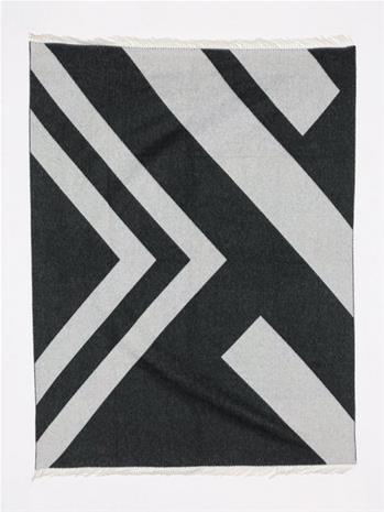 Filippa K M. Pure Wool Blanket Muut asusteet Grey Melange