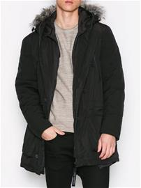 Calvin Klein Jeans Okid Hd 2-In-1 Mm Down Parka Takit Black