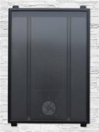 Aurinkopuhallin Solar 800W Aurinkoilmakeräimellä lämpö käyttöön!