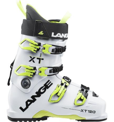 Lange XT 120 WHITE/YELLOW FLUO