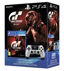 Sony DualShock 4 v2, PS4 -ohjain + peli
