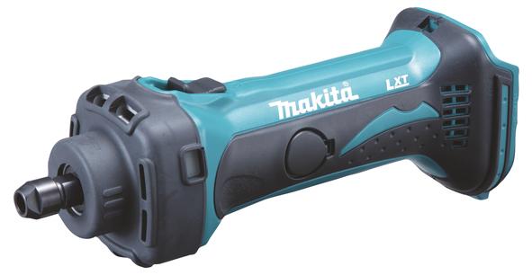 Makita DGD801Z LXT 18V, suorahiomakone lyhyt (ilman akkua ja laturia)