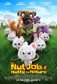 The Nut Job 2: Nutty by Nature (2017), elokuva