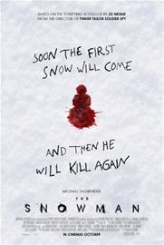 The Snowman - Steelbook (2017, Blu-Ray), elokuva