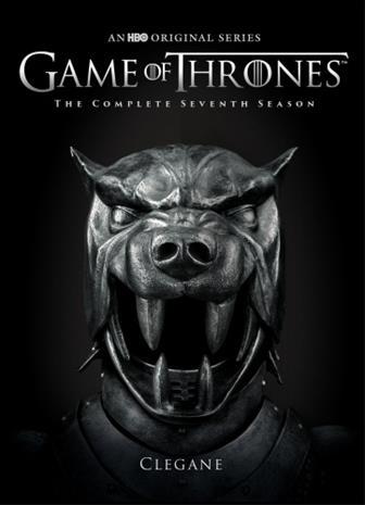 Game of Thrones: Kausi 7 - Hound Edition (Blu-Ray), TV-sarja