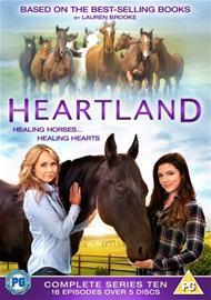 Heartland: Kausi 10, TV-sarja
