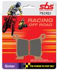 SBS 23-791RSI Racing Sintered jarrupalat