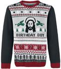 "Ugly Christmas Sweater"" ""Birthday Boy"