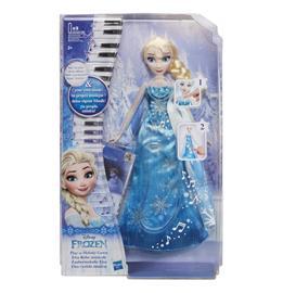 Frozen Play-A-Melody Gown Elsa