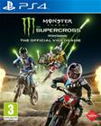 Monster Energy Supercross, PS4 -peli