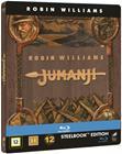 Jumanji - limited steelbook (Blu-Ray), elokuva