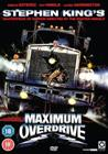 Maximum Overdrive, elokuva