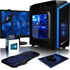 "Vibox Vibox Killstreak GS770 (i7-7700 16 GB, 1000 GB, Win 10), kesksuyksikkö + 22"" näyttö"