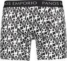 Panos Emporio SO EROS 1 PACK M BLACK/WHITE AOP