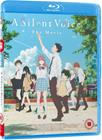 A Silent Voice (Koe no katachi, 2016, Blu-Ray), elokuva