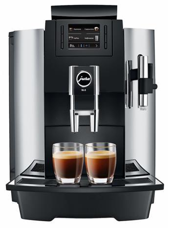 Jura WE8, kahviautomaatti