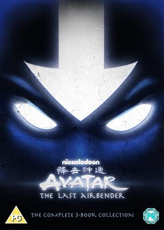 Avatar: The Last Airbender - Täysi kokoelma, TV-sarja