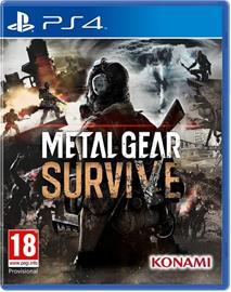 Metal Gear Survive, PS4-peli