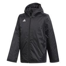 adidas Stadium Takki Core 18 - Musta/Valkoinen Lapset