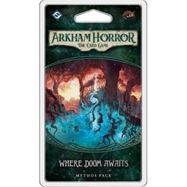 Arkham Horror: The Card Game - Where Doom Awaits LAUTA