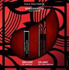 Max Factor 2000 Calorie Mascara & 2000 Curl Addict Mascara lahjapakkaus