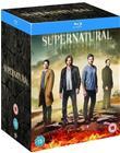 Supernatural: Kaudet 1-12 (Blu-Ray), TV-sarja