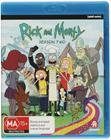 Rick and Morty: Kausi 2 (Blu-Ray), TV-sarja