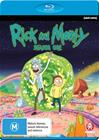 Rick and Morty: Kausi 1 (Blu-Ray), TV-sarja