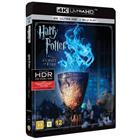 Harry Potter ja liekehtivä pikari (Harry Potten and Goblet of Fire, 4k UHD + Blu-Ray), elokuva