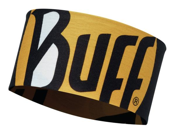 Buff Headband pipo , keltainen/musta