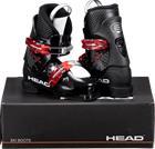 Head SO EDGE J 2 JR BLACK/WHITE