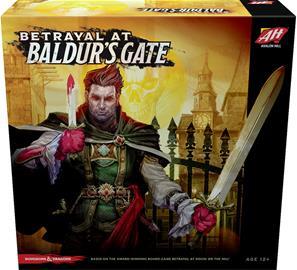 Betrayal at Baldur's Gate LAUTA