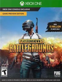 Playerunknown's Battlegrounds, Xbox One -peli